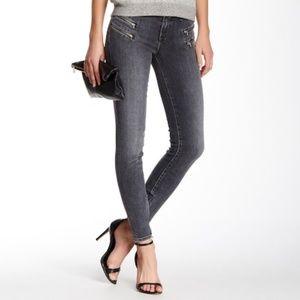 J Brand Cass Mid Rise Super Skinny Jean